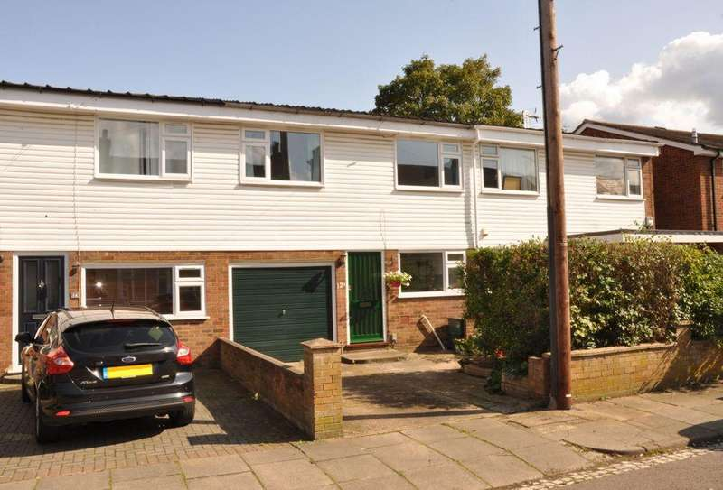3 Bedrooms Terraced House for sale in Beresford Road, St Albans, AL1