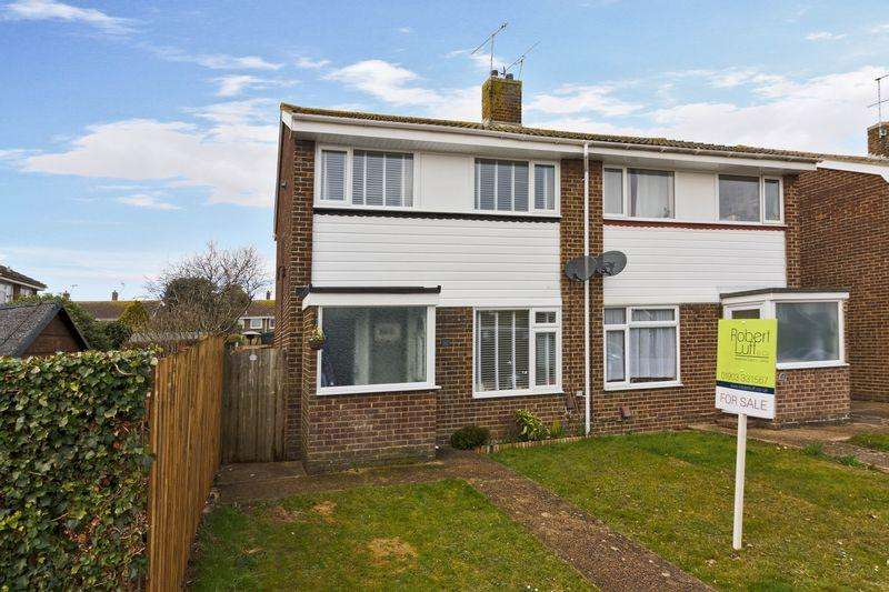3 Bedrooms Semi Detached House for sale in Boxgrove, Goring-by-Sea