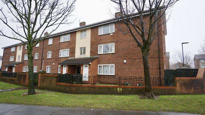 1 Bedroom Apartment Flat for sale in West Farm Avenue Longbenton