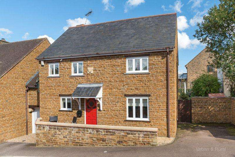 3 Bedrooms Link Detached House for sale in Nursery Close, Little Houghton
