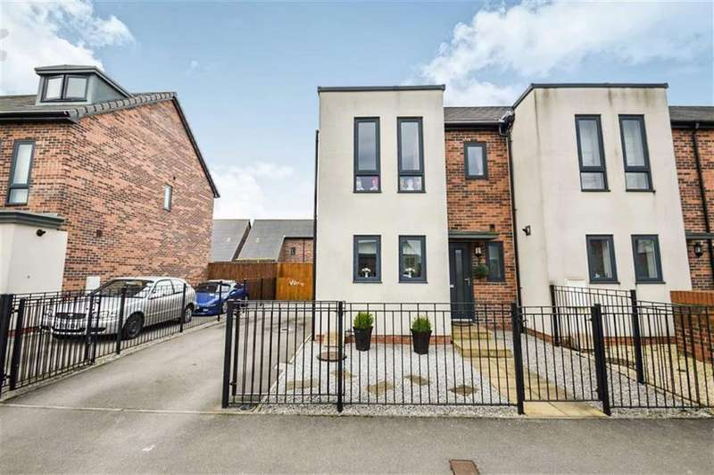 3 Bedrooms Terraced House for sale in Heathfield Square, Hull, HU3