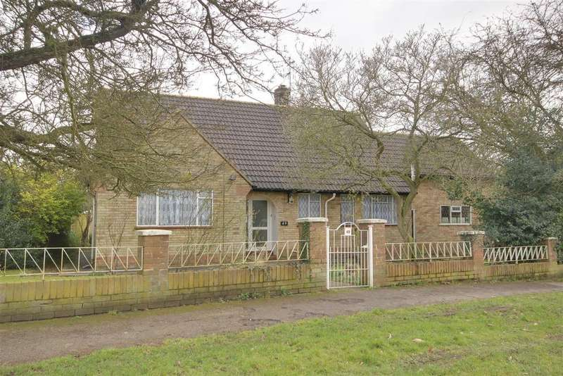3 Bedrooms Detached Bungalow for sale in Marine Avenue, North Ferriby