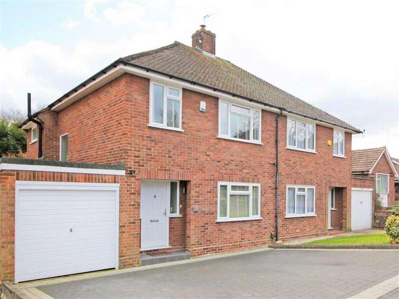 3 Bedrooms Semi Detached House for sale in Tubbenden Lane, Orpington, Kent