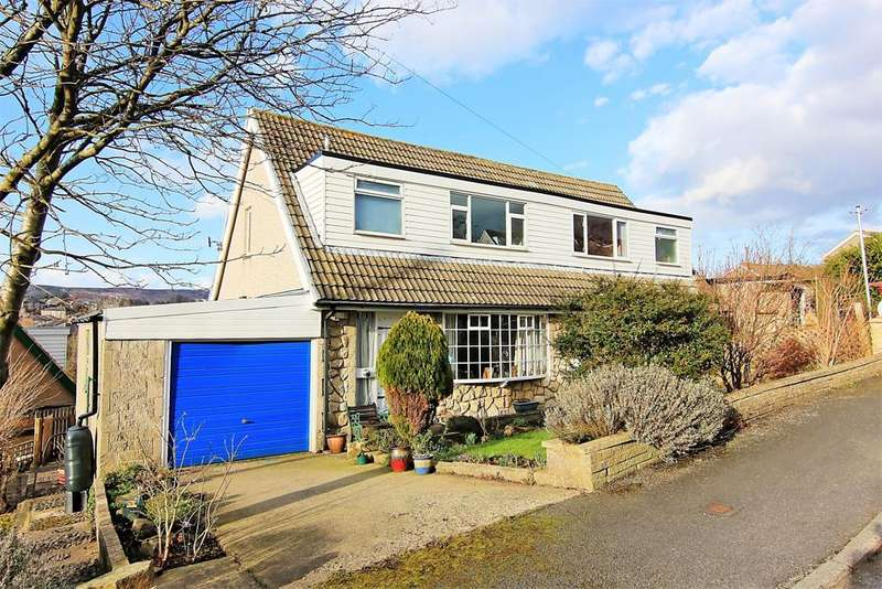 3 Bedrooms Semi Detached House for sale in 4 Wharfedale Close, Skipton,