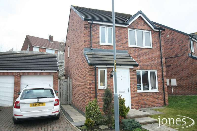 3 Bedrooms Detached House for sale in Pottery Wharf, Thornaby, Stockton on Tees,TS17 6DT