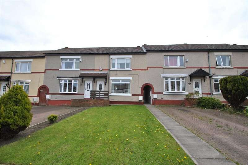 3 Bedrooms Terraced House for sale in Milton Close, Seaham, Co. Durham, SR7