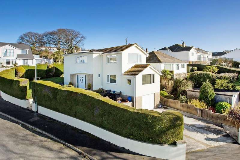 3 Bedrooms Detached House for sale in Maudlin Drive, Teignmouth, TQ14 8RU