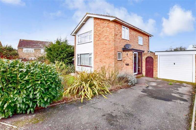 3 Bedrooms Detached House for sale in Bathurst Road, Staplehurst, Kent, Kent