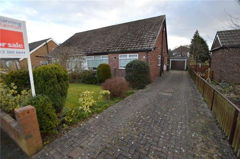 2 Bedrooms Semi Detached House for sale in Red Hall Drive, Leeds, West Yorkshire