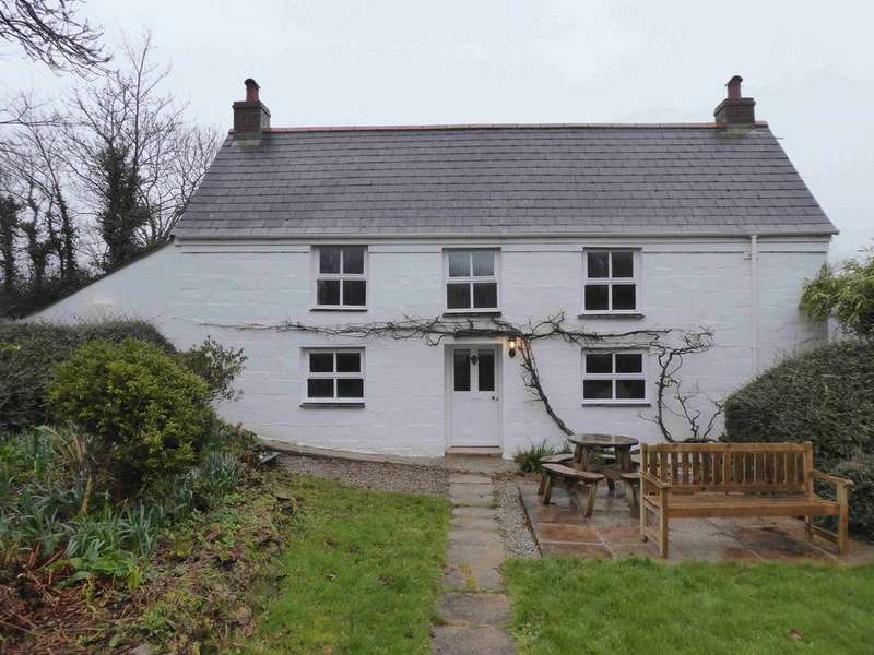 3 Bedrooms Cottage House for rent in Little Polwhele, Polwhele, Truro, Cornwall, TR4