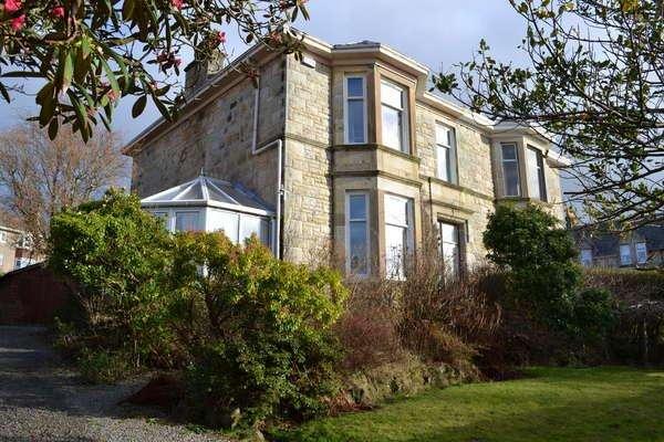 4 Bedrooms Semi-detached Villa House for sale in 3 Overton Drive, West Kilbride, KA23 9LQ