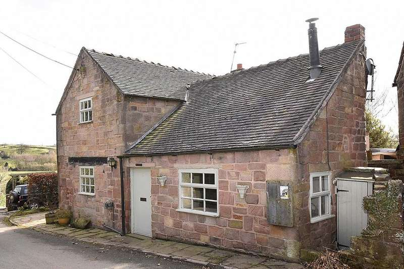 2 Bedrooms Detached House for sale in Heaton, Rushton Spencer, Macclesfield