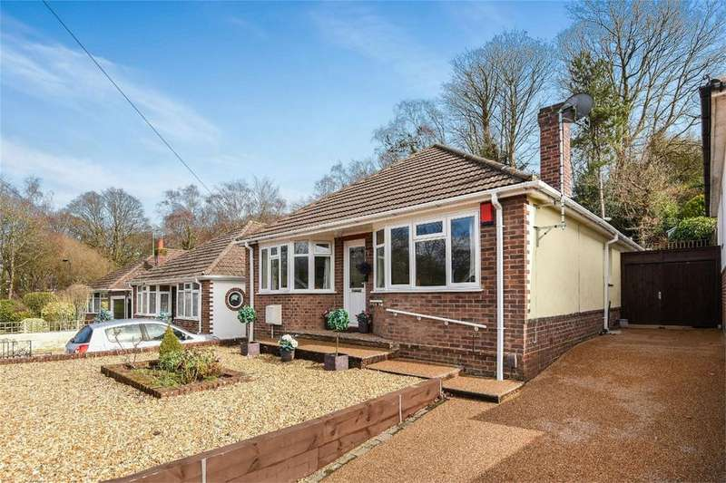 3 Bedrooms Detached Bungalow for sale in Exleigh Close, Southampton, Hampshire