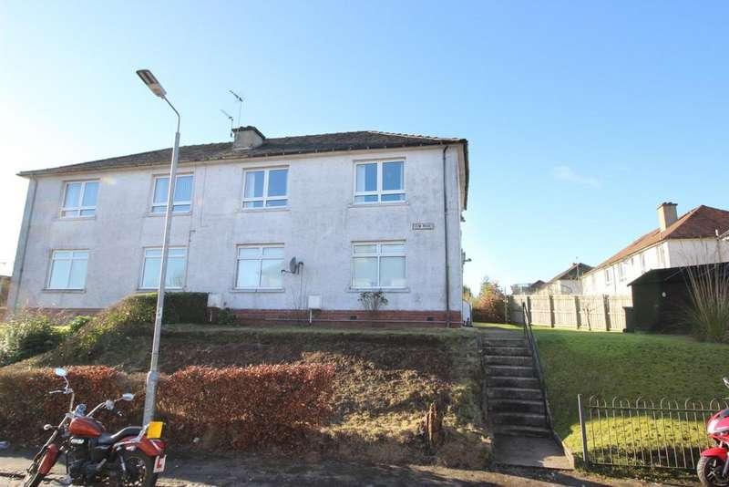 1 Bedroom Flat for sale in 47 Elm Road, Parkhall, G81 3RY