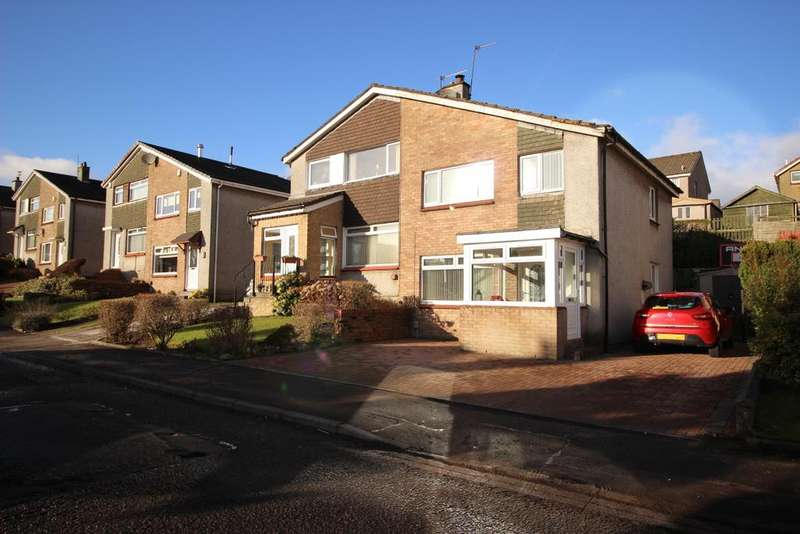 3 Bedrooms Semi Detached House for sale in 121 Craigielea Road, Duntocher, G81 6LA