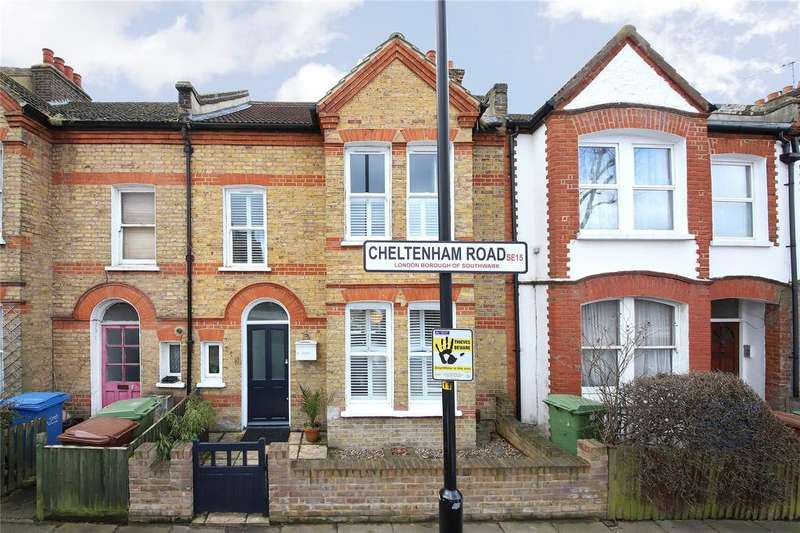 4 Bedrooms Terraced House for sale in Cheltenham Road, Nunhead, SE15