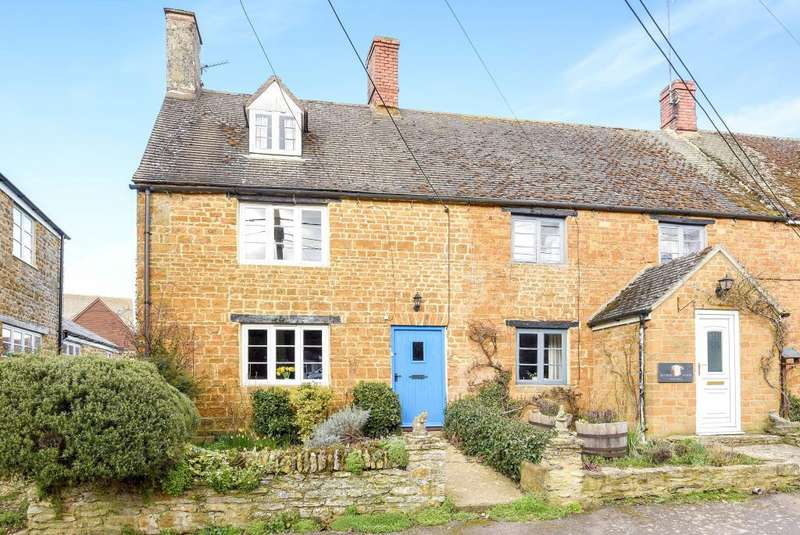 2 Bedrooms House for sale in Duns Tew, Oxfordshire, OX25