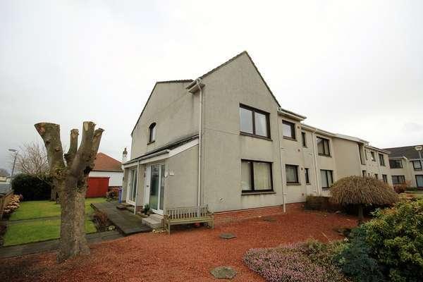 2 Bedrooms Flat for sale in 2 Briarhill Court, Prestwick, KA9 1HN