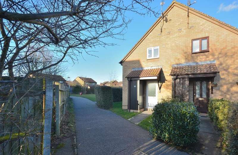 1 Bedroom Terraced House for sale in Bouchers Mead, Chelmsford, Essex, CM1
