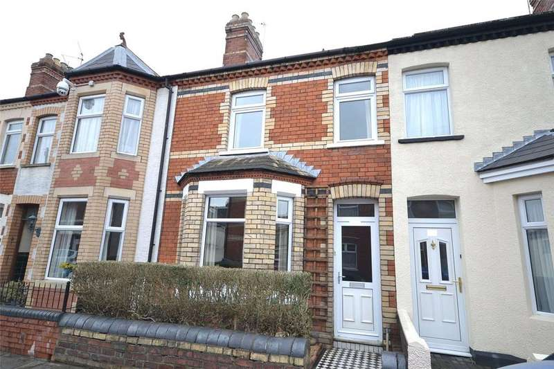 4 Bedrooms Terraced House for sale in Pembroke Road, Canton, Cardiff, CF5