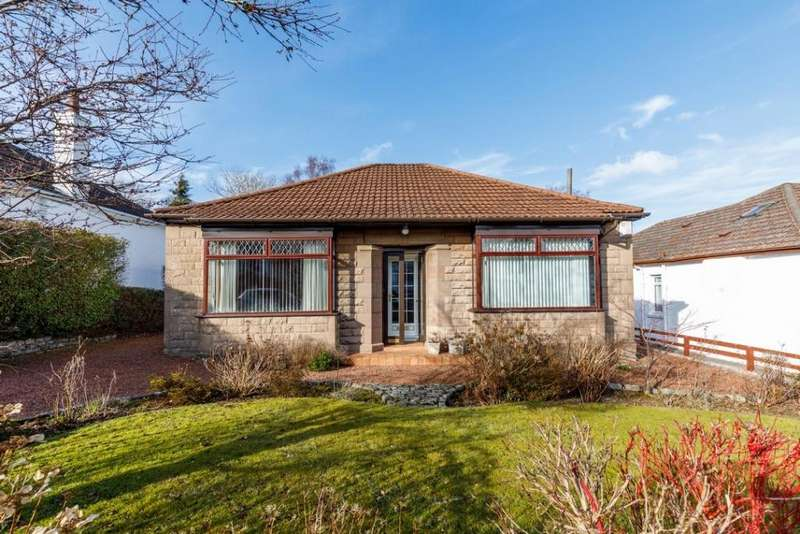 2 Bedrooms Detached Bungalow for sale in 64 Dorian Drive, Clarkston, G76 7NR