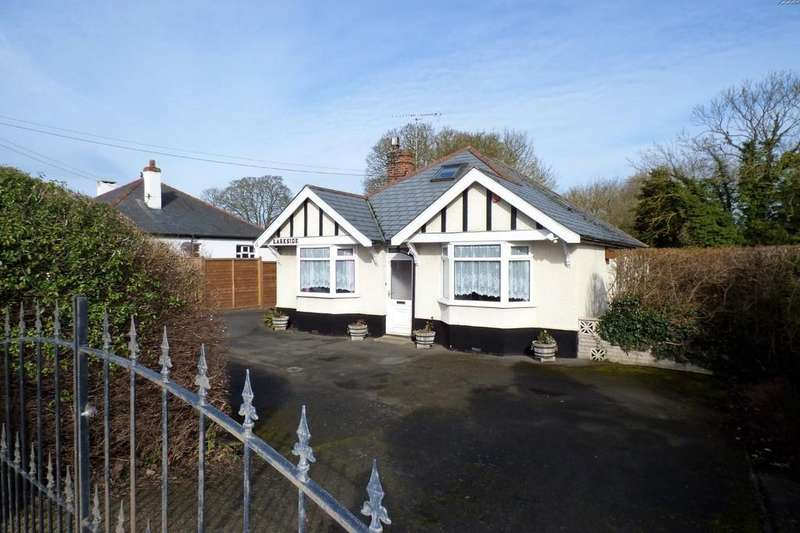 3 Bedrooms Chalet House for sale in Worlington Road, Mildenhall