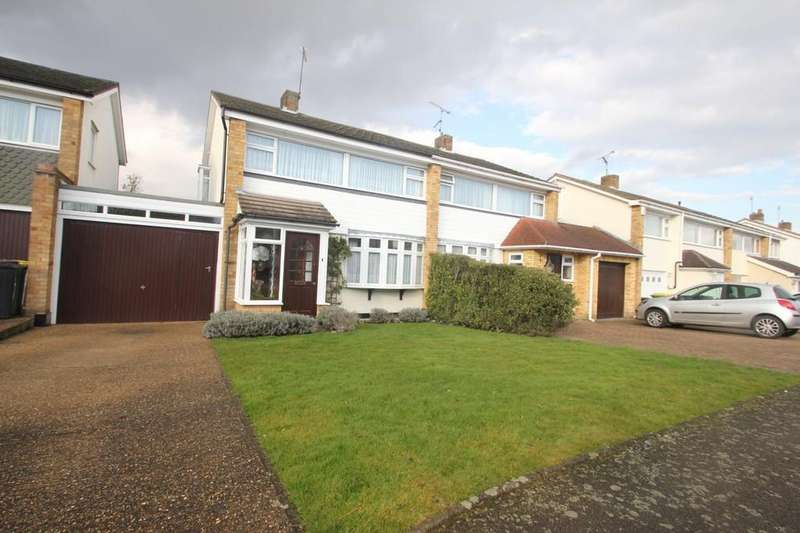 3 Bedrooms Semi Detached House for sale in Sunnyfield Gardens, Hockley