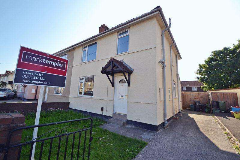 3 Bedrooms Semi Detached House for rent in Convenient central location in Clevedon