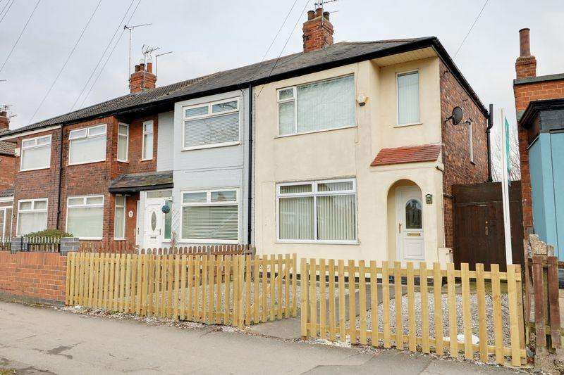 3 Bedrooms Terraced House for sale in Southcoates Avenue, Hull