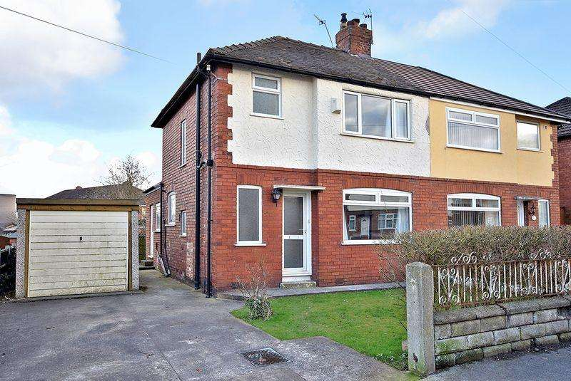 3 Bedrooms Semi Detached House for sale in Dykin Road, Widnes