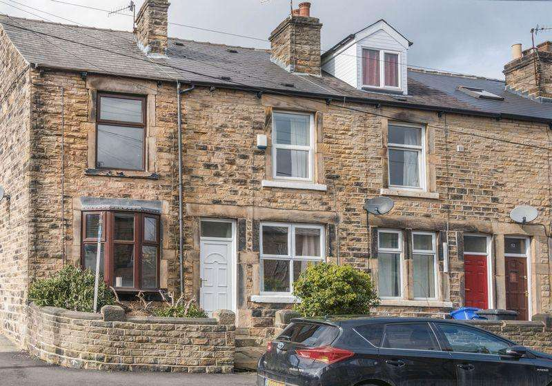3 Bedrooms Terraced House for sale in Blakeney Road, Crookes, S10 1FE - No Chain Involved - Early Completion Available