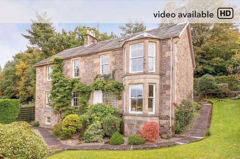 5 Bedrooms Detached House for sale in 8 Glen Road, Bridge of Allan, Stirling, FK9 4PN
