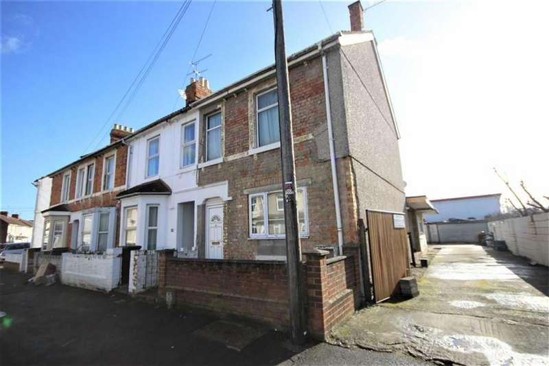 3 Bedrooms End Of Terrace House for sale in Beatrice Street, Gorse Hill, Swindon