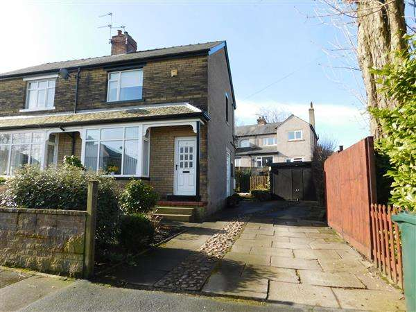 2 Bedrooms Semi Detached House for sale in Radfield Drive, Bradford