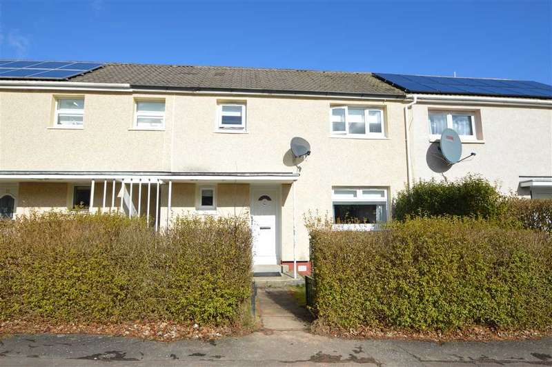 2 Bedrooms Terraced House for sale in Glenfarg Court, Hamilton