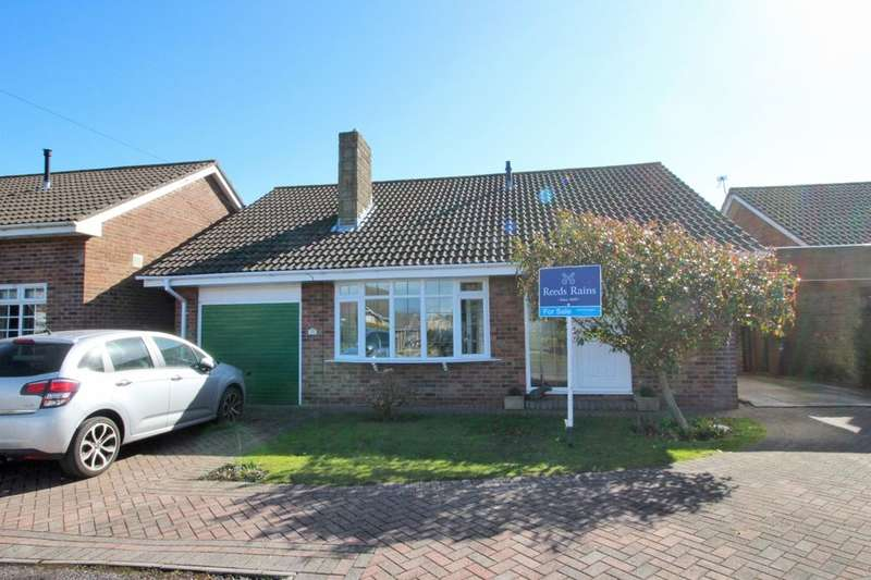 3 Bedrooms Detached Bungalow for sale in Highfield Drive, Portishead, Bristol, BS20