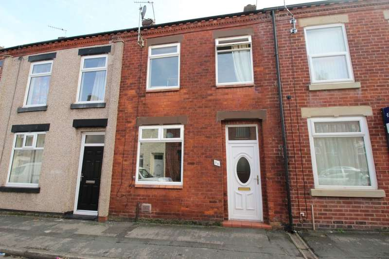 3 Bedrooms Property for sale in Henry Street, Tyldesley, Manchester, M29