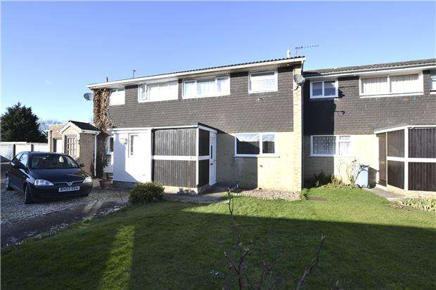 3 Bedrooms Terraced House for sale in Hanborough Close, Eynsham, WITNEY, Oxfordshire, OX29 4NR