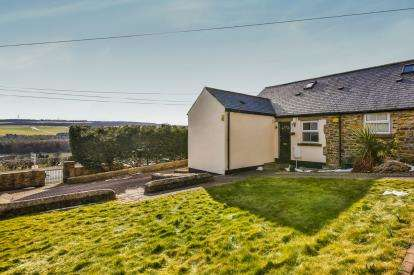 2 Bedrooms Maisonette Flat for sale in Valley View, Cockhouse Lane, Ushaw Moor, Durham, DH7