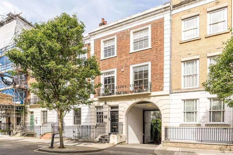 4 Bedrooms House for sale in Hugh Street, Victoria, SW1V