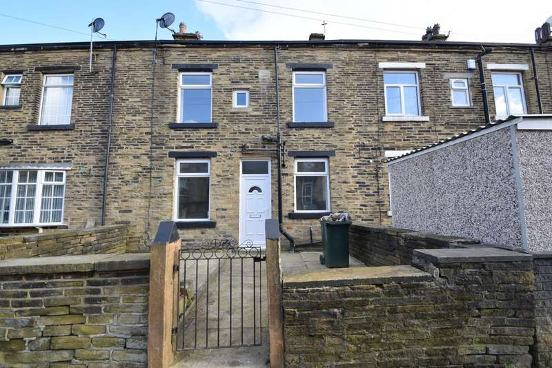 2 Bedrooms Terraced House for sale in James Street , Allerton BD15
