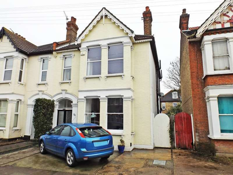 5 Bedrooms Semi Detached House for sale in Cranley Road, Westcliff-on-Sea, Essex, SS0