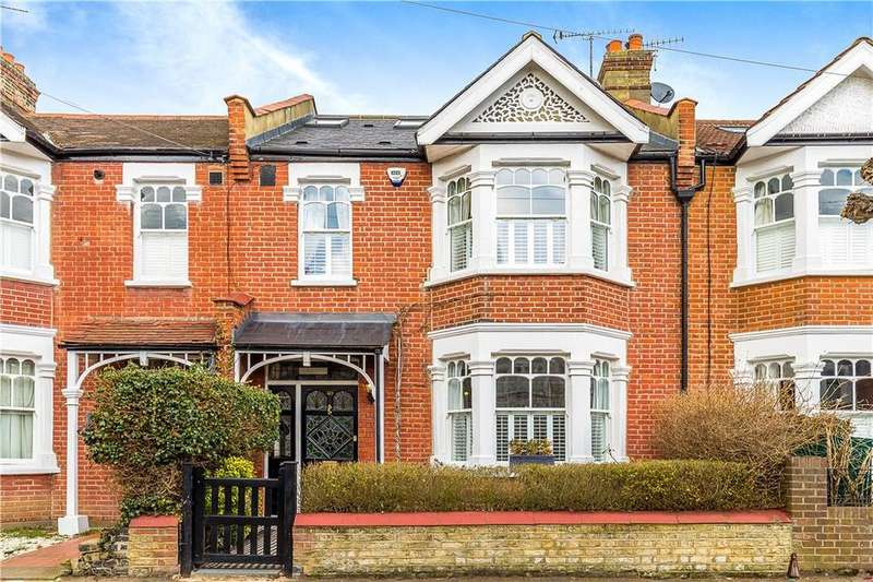 5 Bedrooms Terraced House for sale in Melbourne Road, Wimbledon, London, SW19