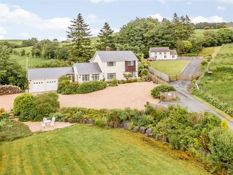 7 Bedrooms Detached House for sale in Maes Y Blawd Y Bwthyn, Van, Llanidloes, Powys