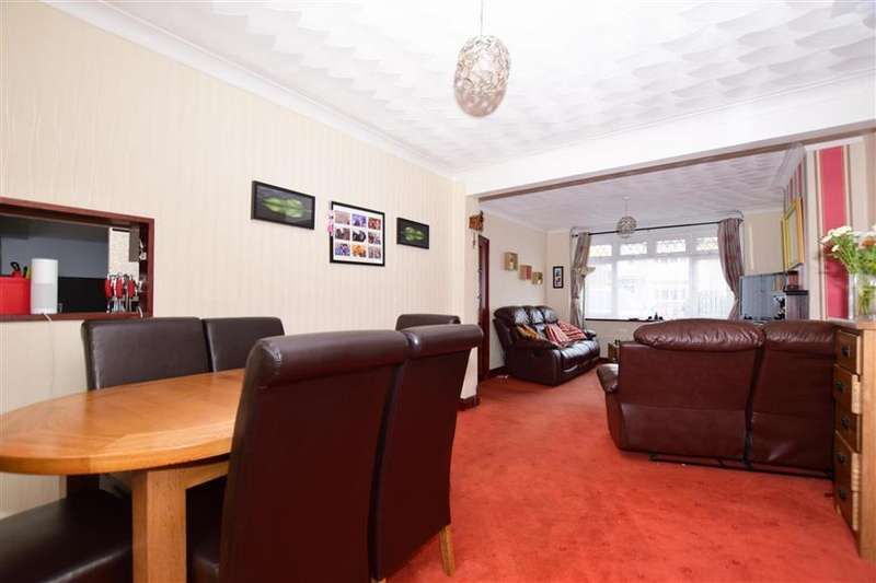 4 Bedrooms Semi Detached House for sale in Newlyn Road, Welling, Kent