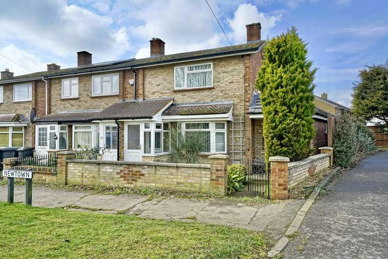2 Bedrooms End Of Terrace House for sale in Newtown, Potton, Sandy