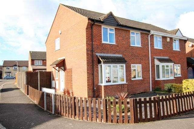 4 Bedrooms Semi Detached House for sale in Windsor Road, Bridgwater