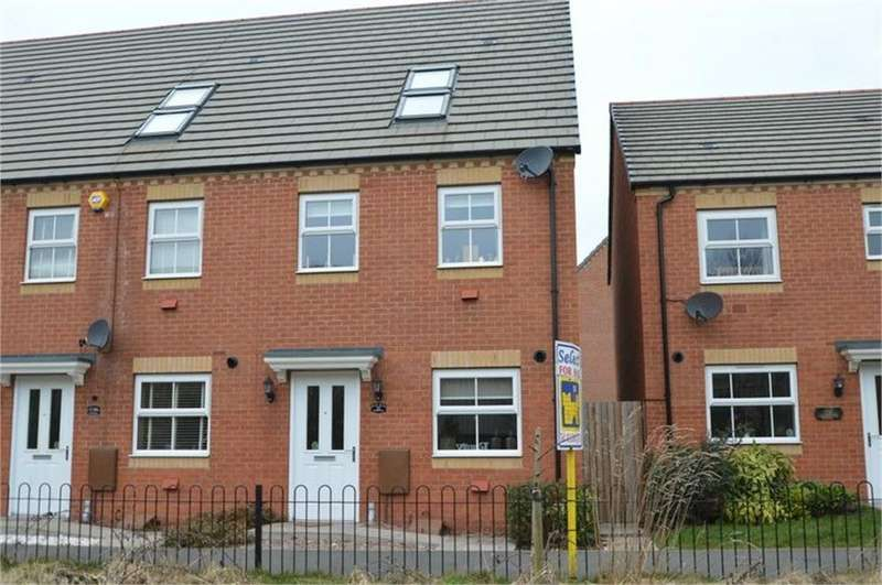 3 Bedrooms Terraced House for sale in Brythill Drive, Brierley Hill, West Midlands