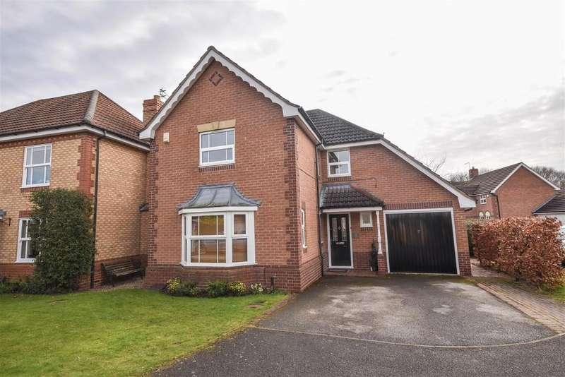 4 Bedrooms Detached House for sale in Eskhause Close, West Bridgford, Nottingham
