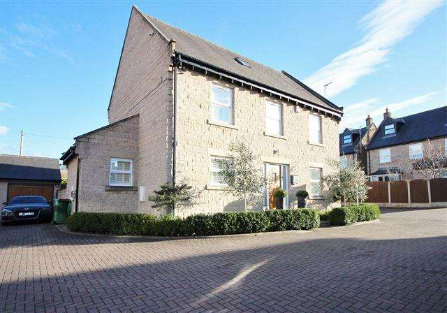 5 Bedrooms Detached House for sale in Aston Forge Court, Aston, Sheffield , S26 2EG